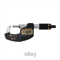 Mitutoyo Digital Micrometer QuantuMike MDE25MX (293-140-30) japan free shipping