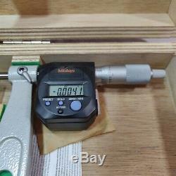 Mitutoyo Digital Outside Micro meter 18-24 / 457.2-609.6mm
