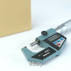 Mitutoyo Digital Outside Micrometer 0-1 0-25mm 293-776