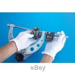 Mitutoyo Digital Outside Micrometer, 0-6/0-152.4mm 340-351-10