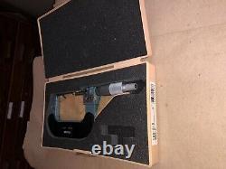 Mitutoyo Digital Outside Micrometer No. 193-213 M820-3 2-3.0001