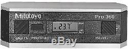 Mitutoyo Digital Protractor Level Pro 360 950-317