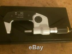 Mitutoyo Digital QuantuMic Micrometer 1-2 MDE-2 PX 293-186-30 IP65 0.00005 Res