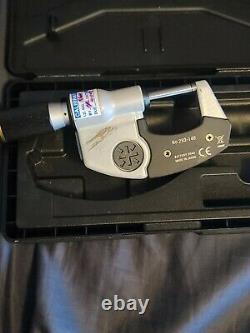 Mitutoyo Digital QuantuMike Micrometer 0-25MM