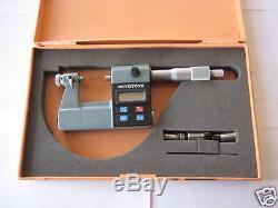 Mitutoyo Digital Thread Micrometer Range 0.0-1.0 326-301 302225 95-2-520 ^^