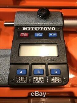 Mitutoyo Digital Tube Micrometer