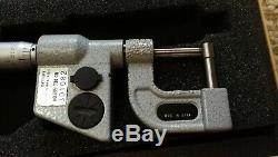 Mitutoyo Digital Tube Micrometer 0-1'