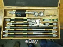 Mitutoyo Digital Tubular Inside Micrometer Series 339 80