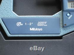 Mitutoyo IP54 / 1-2 Digital Micrometer / 293-370, 293370