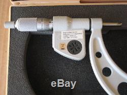 Mitutoyo IP65 / 4-5 Coolant Proof Digital Micrometer 293-350-30