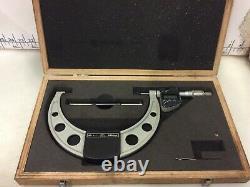 Mitutoyo IP65 6-7 Digital Micrometer