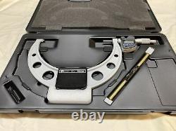 Mitutoyo IP65 7-8 Digital Micrometer