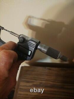Mitutoyo Ip65 Digital Micrometers Pinpoint