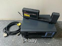 Mitutoyo Laser Scan Micrometer LSM-503S+LSM-6200 thickness gauge measuring tool