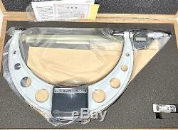 Mitutoyo METRIC ONLY Waterproof Digital Outside Micrometer 250-275mm / 0.001mm