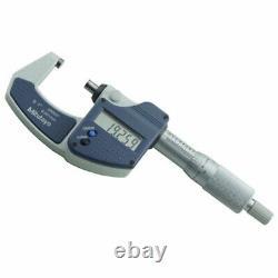 Mitutoyo Micrometer 25mm 1 Digital External/Outside Mic 293-831 Made in Japan
