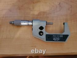 Mitutoyo Micrometer # 293 722 30. 1 2. Digimatic