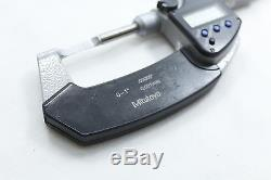 Mitutoyo Micrometer 422-360 Digital Blade 0-1.00005/0.001 mm FREE SHIPPING