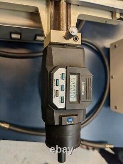 Mitutoyo Model 176-336 Toolmakers Microscope Digital Micrometer Illuminator 150