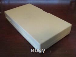 Mitutoyo No. 293-330 0-1 Digital Digimatic Micrometer. 00005 Resolution withdata