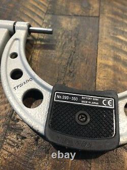 Mitutoyo No. 293-350 4-5 Digital Micrometer. 0001
