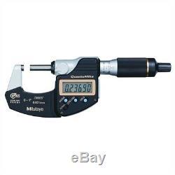 Mitutoyo QuantuMike MICROMETER-Range 0-1 (0 25mm) Model 293-185