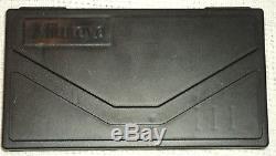 Mitutoyo Quantumike Digital Micrometer 1-2 Inch Model 293-186 (. 00005) Ip65