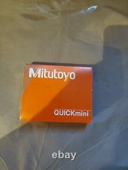 Mitutoyo Quick Mini Micrometer 700-118 (C)