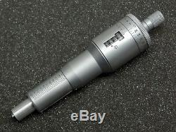 Mitutoyo Series 193 Carbide Tipped Digital Outside Micrometer New