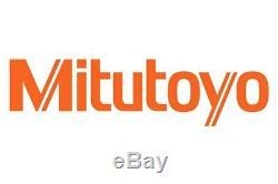 Mitutoyo Series 293 SAE/Metric Digimatic Coolant Proof Micrometer Set