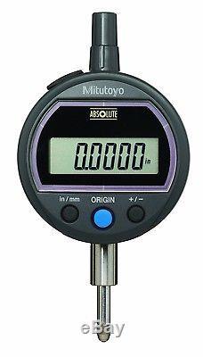 Mitutoyo Solar Digimatic Digital Electronic Indicator 0-0.5 / 0-12.7mm Lug Back