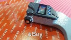 Mitutoyo digimatic Digital Outside OD Micrometer 3 to 4/0.0001 293-333 (P347)