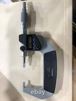 Mitutoyo digital Micrometers 422-316-22