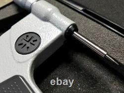 Mitutoyo digital Point micrometer #342-352-30,1-2 inch
