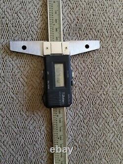 Mitutoyo digital depth gauge 0 To 8