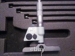 Mitutoyo digital depth micrometer sku 329-350-30