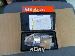 Mitutoyo digital micrometer 0-1 inch model 293 831 30