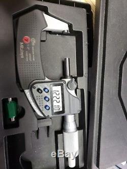 Mitutoyo digital micrometer 1-2 IP 65 Coolant Proof 293-345-30 MDC-2PXT