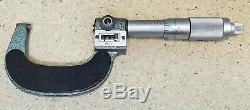 Mitutoyo digital micrometer set 0 to 3 No. 193-923