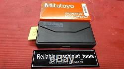 NEW MITUTOYO 0-1 Digital COOLANT PROOF IP65 Outside Micrometer. 00005 GradT53