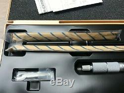 New Mitutoyo Digital Depth Micrometer 0 6 No. 329