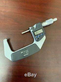 Nice Digimatic Mitutoyo 2-3 Digital Micrometer 293-332-30 IP65 Electronic
