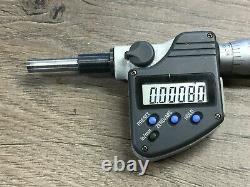 Nice Mitutoyo 0 1 Digital Micrometer Head