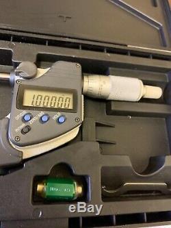 Nice Mitutoyo 1-2 293-331 Digimatic Micrometer Digital Ip65 Coolant. 00005