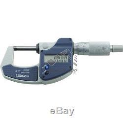 Pack of 3 Mitutoyo Micrometer 25mm 1 Digital External/Outside Mic 293-831