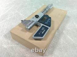 Untested Mitutoyo 345-711-30.2-1.2 Digital Inside Micrometer AS-IS For Parts