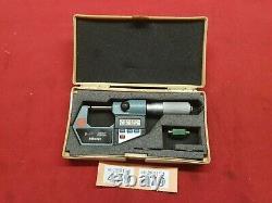 Vintage Mitutoyo Digital Micrometer Metric & Imperial Ref 293-766-10 Boxed